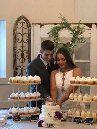 The Cake - Harris Wedding 2019