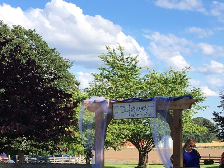 Tmx Arch Sign 51 1958015 159414837812093 Forest Grove, OR wedding venue