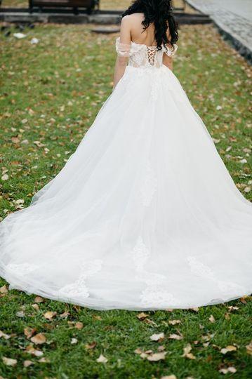 Beautiful ballgown