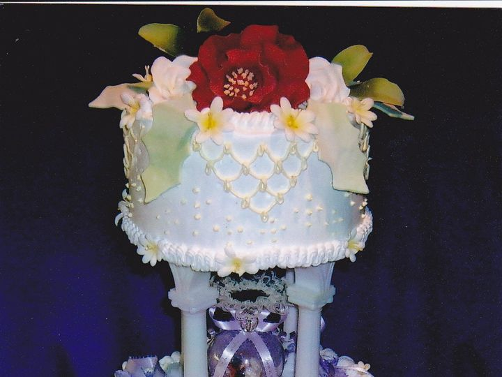 Tmx 1427231625893 Img0006 Jamaica wedding cake