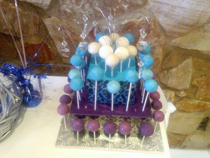 Tmx 1427233056058 Cake Pop Jamaica wedding cake