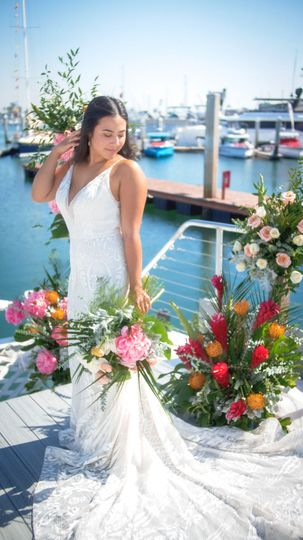 Weddings on the water