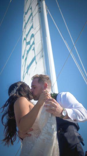 Triton Charters Weddings
