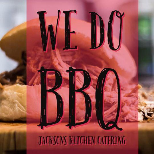 We do BBQ
