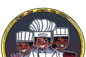 Chef Jon Stuart & family