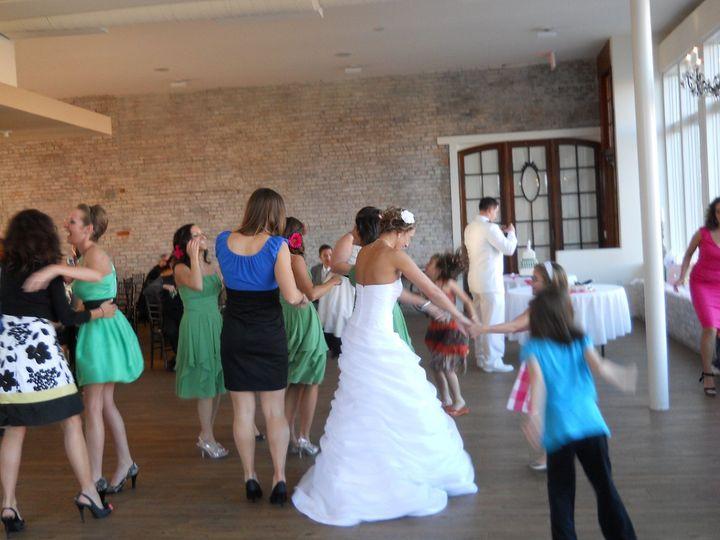 wedding reception at 511 S. Palafox