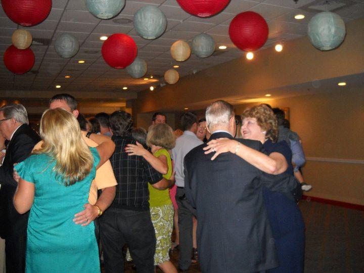 wedding reception at Pensacola yacht Club