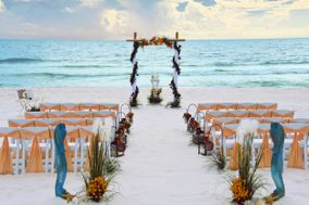 Tropical Beach Weddings Florida