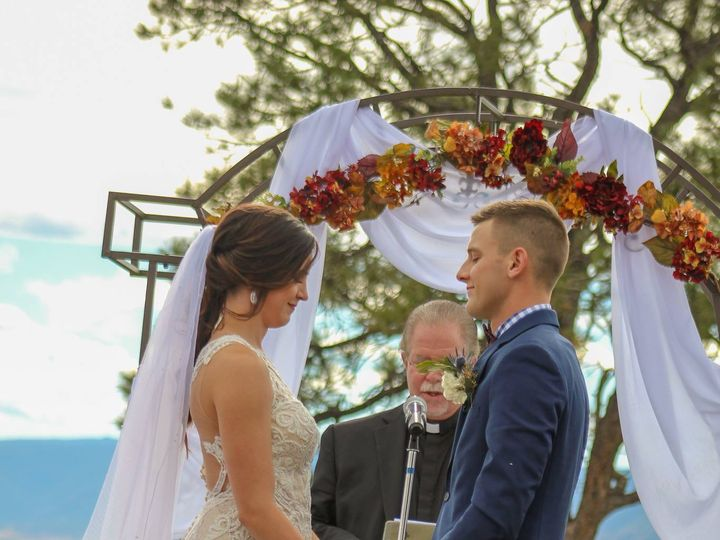 Tmx Cade And Jena 51 364115 V1 Aurora, CO wedding officiant