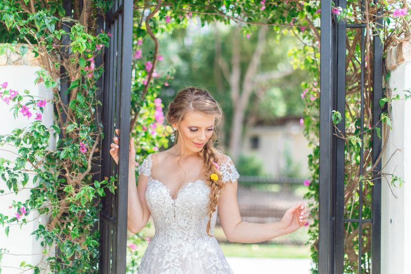 Tangled Inspired Wedding