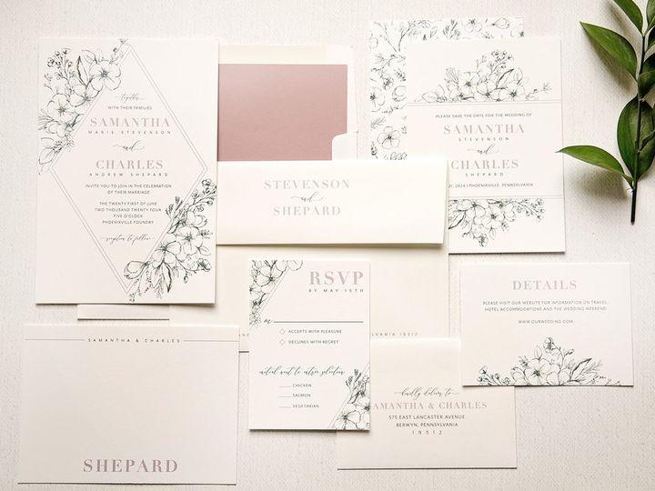 Tmx Kramerdrive 002 51 125115 161420933870009 Oxnard, CA wedding invitation