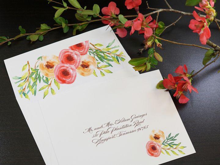 Tmx Ll Guest Addressing 51 125115 1569264169 Oxnard, CA wedding invitation