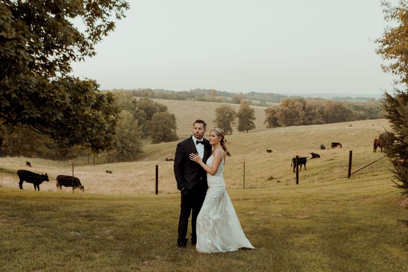 Anamosa Farm Wedding