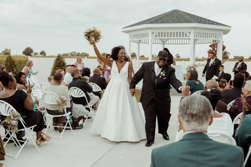 Epic Event Center Wedding