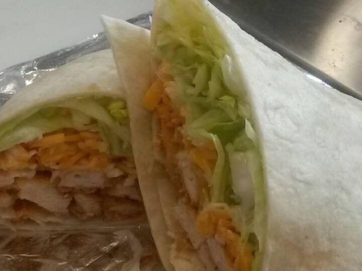 Tmx Crispy Chicken Wrap 51 1916115 157923700461187 Janesville, WI wedding catering