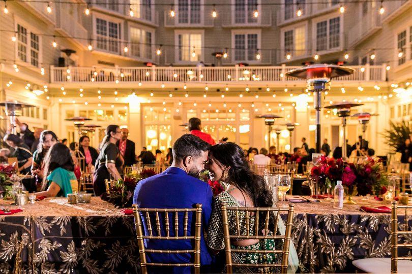 Indian Reception Monterey
