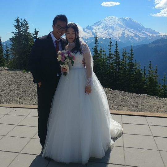 Wedding at Crystal Summit