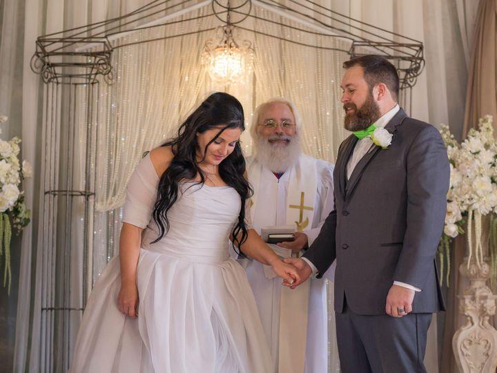 Tmx 1488242415801 20170217cardiffrecessionalcloseup Arlington, Washington wedding officiant