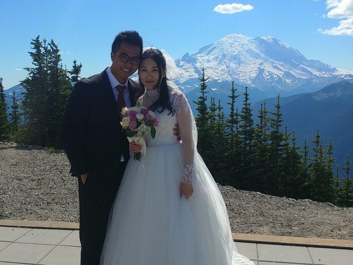 Tmx 180722 Li Yi Couple 2 Square 51 937115 158879272483201 Arlington, Washington wedding officiant