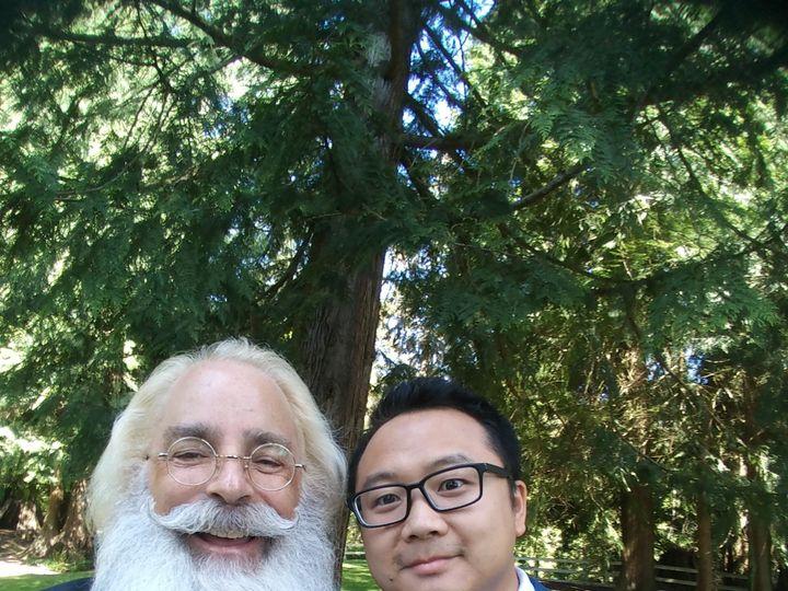 Tmx 190515 Zhu Zhang Jim Haohan Selfie 1 51 937115 158879281496572 Arlington, Washington wedding officiant