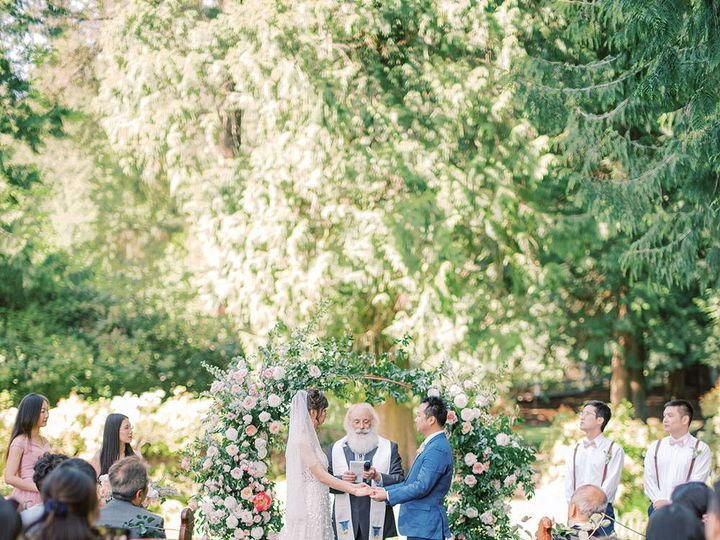 Tmx Me In Seattle Garden Wedding Dog Details 06 51 937115 158879235394911 Arlington, Washington wedding officiant