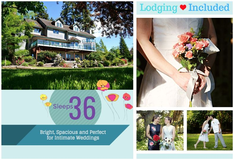 Lodging for 36 included!