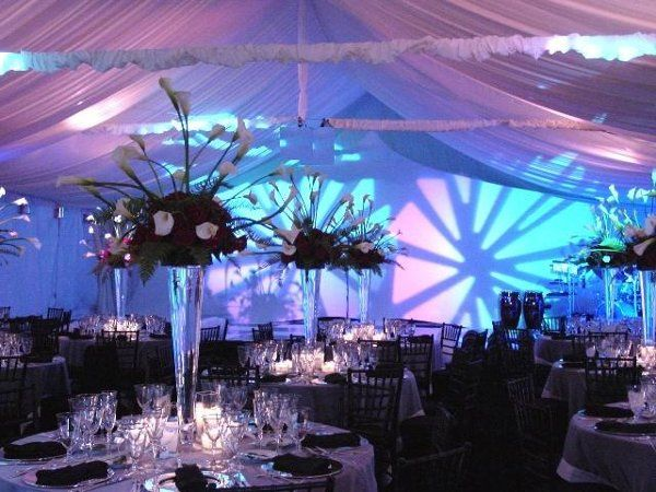 Event Lighting and Floral Design
