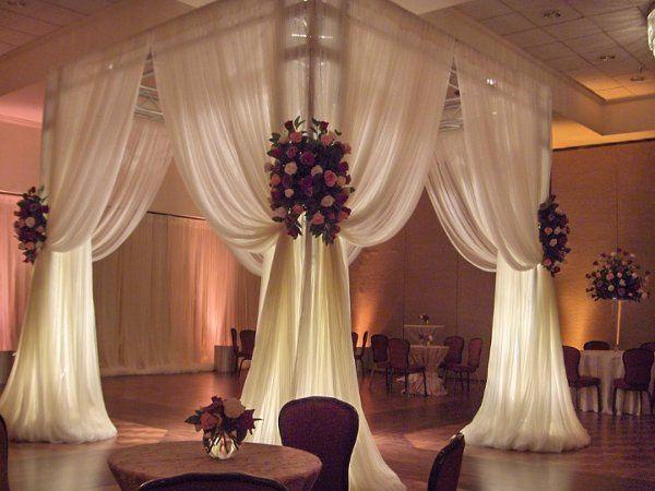 Tmx 1237934571274 Chiffondrapecanapy Dallas, TX wedding florist