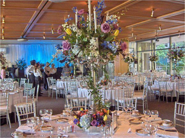 Tmx 1237934634446 CandelabraFloraltablesetting Dallas, TX wedding florist