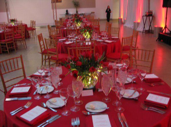 Tmx 1238188476968 Redtablescape Dallas, TX wedding florist