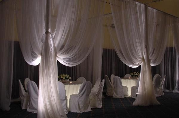 Tmx 1238188511765 Whitechiffondrapery Dallas, TX wedding florist