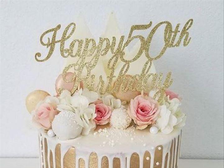 Tmx 5 51 1048115 McKinney, TX wedding cake