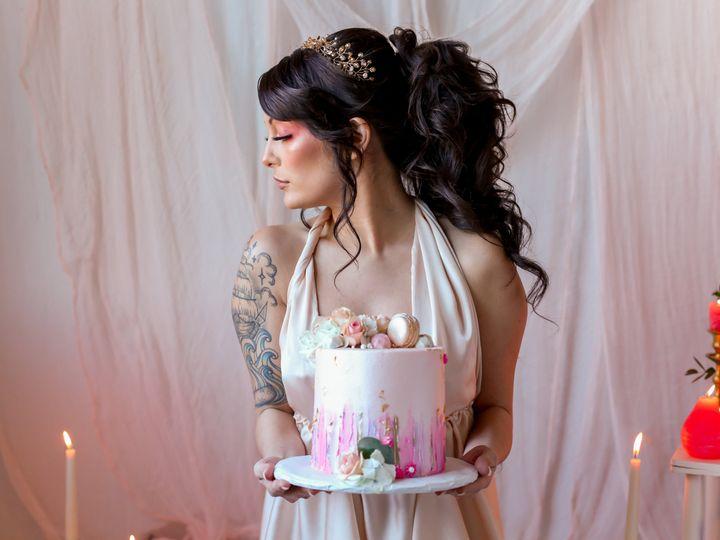 Tmx Peachshoot 66 51 1048115 McKinney, TX wedding cake