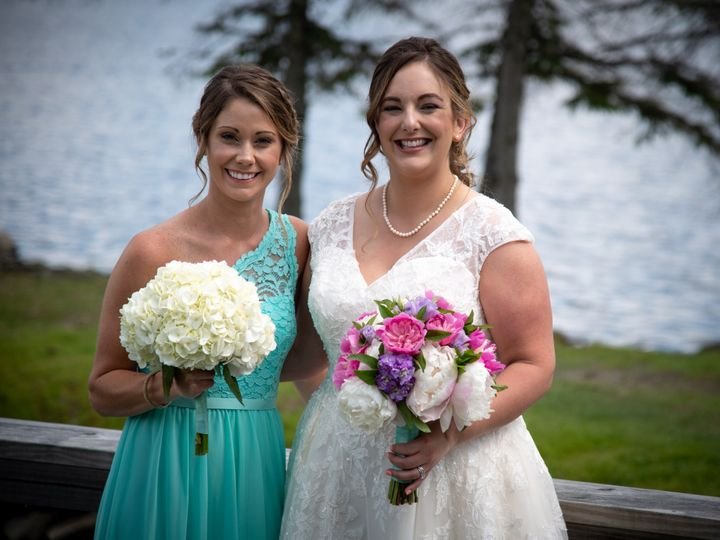 Tmx Lyd And Lindsey Outside 51 1059115 1566509273 Milton, VT wedding florist