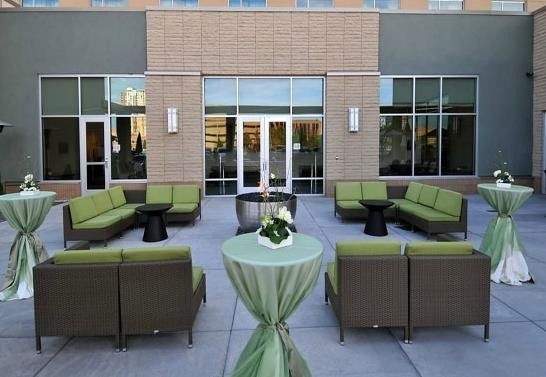 Hilton Garden Inn Denver Cherry Creek Venue Denver Co Weddingwire