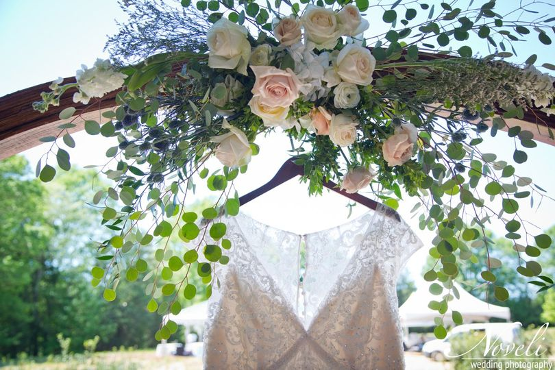 Round Arch and dress 2019