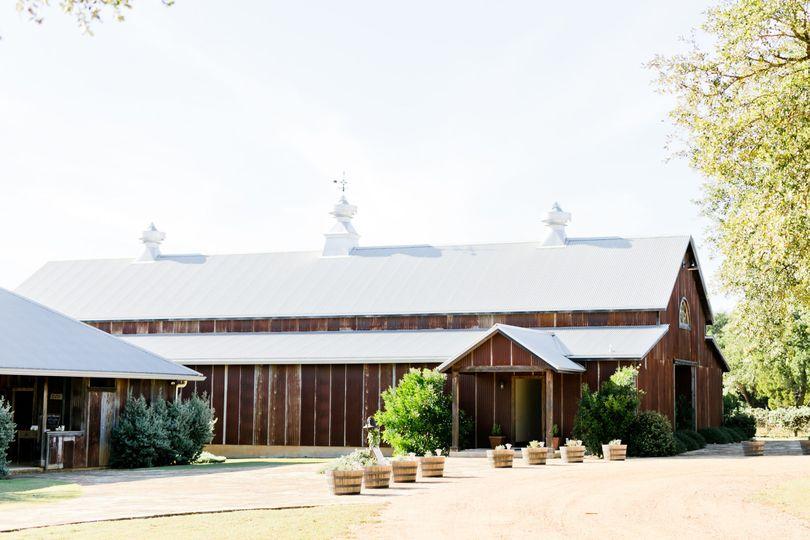 Reception Barn (Side)