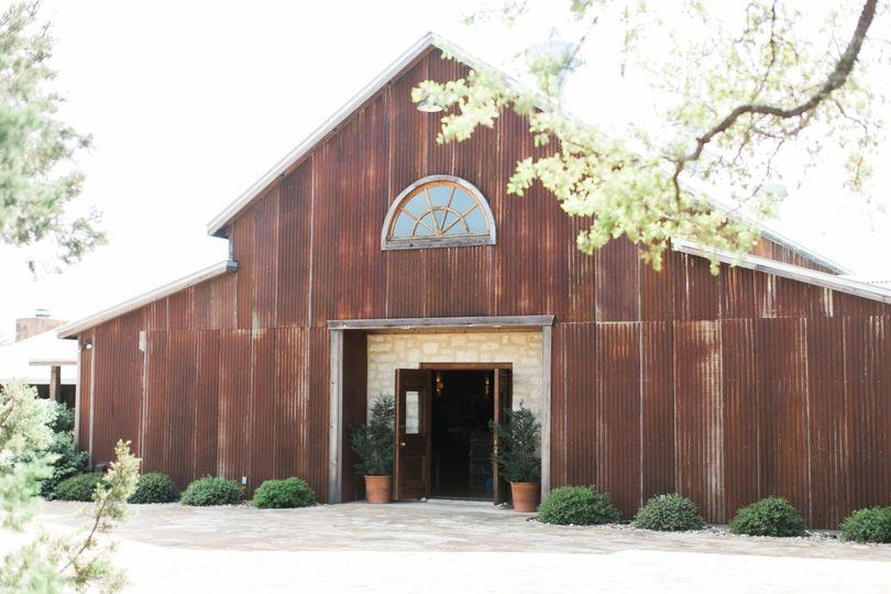 Reception Barn (Entry)