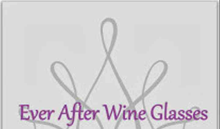 Ever After Wine Glasses