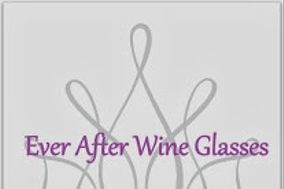Ever After Wine Glasses
