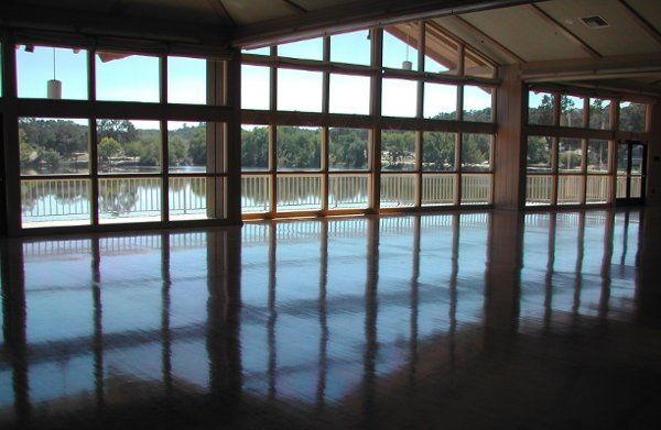 With hard wood floors and floor to ceiling windows overlooking the lake, your guests are sure to be...