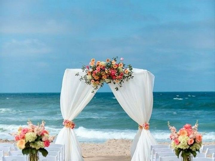 Tmx 20 Charming Beach Wedding Arches Youll Love 51 1962215 158636349273370 Coudersport, PA wedding travel