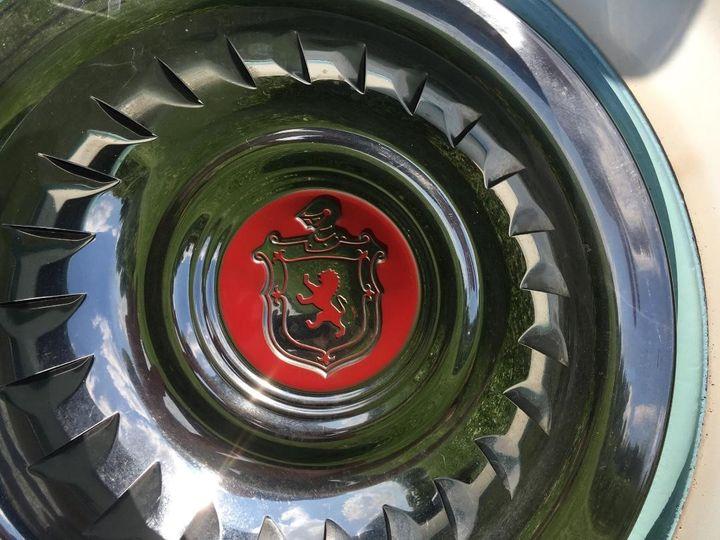 Capri's wheel