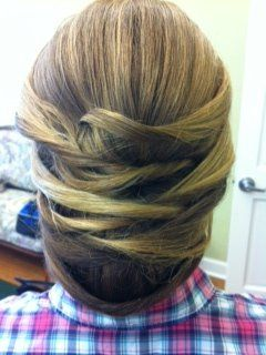 Tmx 1344963368673 BackofHairSIdeTwists Tampa wedding beauty