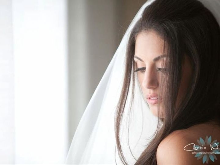 Tmx 1344963374624 CarrieWildesLongHair Tampa wedding beauty