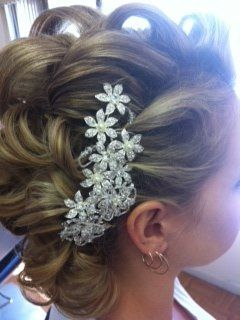 Tmx 1344963381251 SideOfHairPinUp Tampa wedding beauty