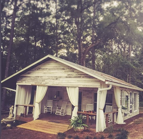 Bridal Cottage at Loblolly Ris
