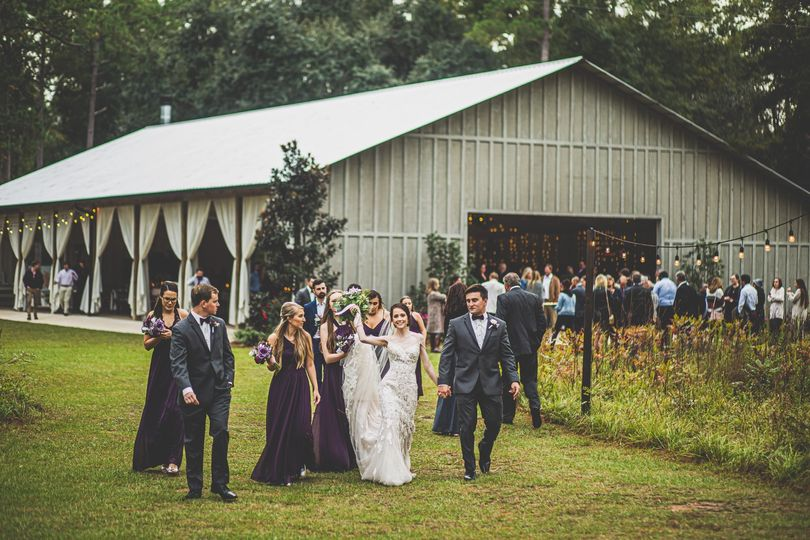 Reception at Loblolly Rise