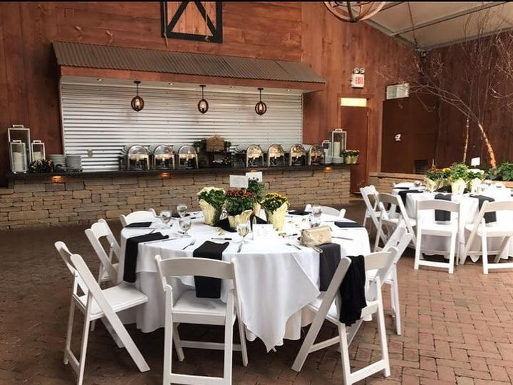Tmx 1477333380179 Patio 3 Trenton, NJ wedding venue