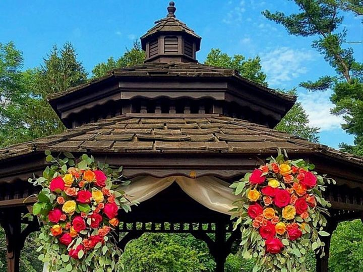 Tmx 1477336250845 Gazebo 2 Trenton, NJ wedding venue